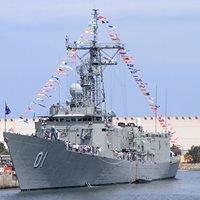 HMAS Adelaide Artificial Reef
