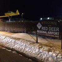 Red Deer Regional Airport