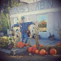 Tom's Cabin Cafe in Emmett, Idaho