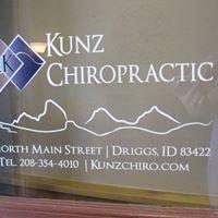 Kunz Chiropractic - Driggs Idaho
