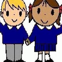 Kids Love School Uniform