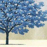 L'Arbre bleu-  Atelier d'Expression créatrice-Cercle de femmes