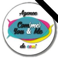 Agence de communication Comme You & Me, Armentières,Nord