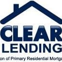 Clear Lending, a division of Primary Residential Mortgage, Inc.