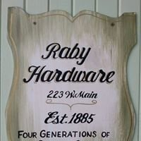 Raby Hardware