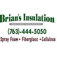 Brian's Insulation Inc.