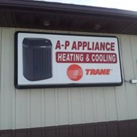 A-P Appliance Heating & Cooling