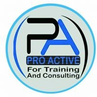 Pro Active For Training and consulting