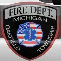 Oakfield Township Fire Department
