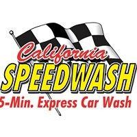 California Speedwash