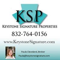 Keystone Signature Properties