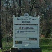 The Wayland Town Center