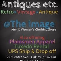 Antiques Etc at The Image Clothing Store
