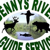 Dennys River Guide Service