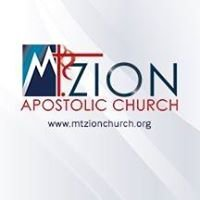Mt. Zion Apostolic Church