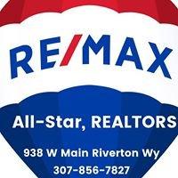 RE/MAX All-Star REALTORS - Riverton