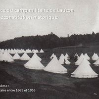 Renaissance du Camp militaire de Lauzon