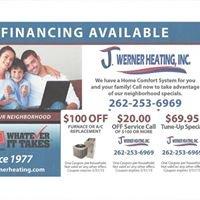 J Werner Heating, Inc