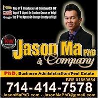 Jason Ma, MBA, PhD - Real Estate Broker