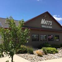 Matt's Grill and Bar