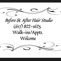 BEFORE & AFTER HAIR STUDIO