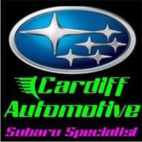 Cardiff Automotive - Subaru Specialists