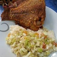 Attieké poisson