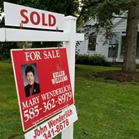 The Mary Wenderlich Team at Keller Williams Realty Greater Rochester