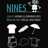 NINE5 - Apparel + Corporate Gifts