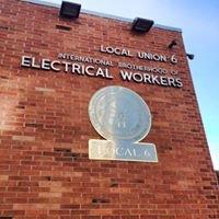I.B.E.W. Local 6