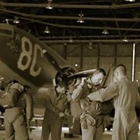 WWII Airborne Demonstration Team Hangar