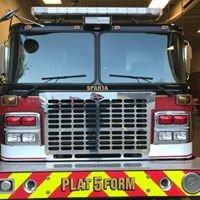 Sparta Michigan Fire Department
