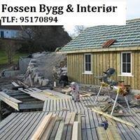 Fossen Bygg & Interiør