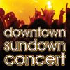 Downtown Sundown Concert Series
