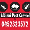 Albinni Pest Control