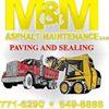 M&M Asphalt Maintenance LLC.