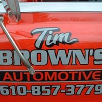 Tim Browns Automotive