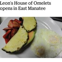 Leon's House of Omelets