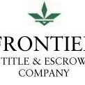 Frontier Title & Escrow