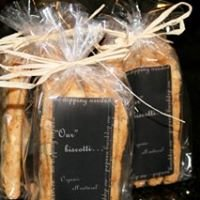 Our Biscotti and more.