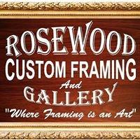 Rosewood Custom Framing