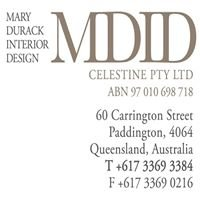 Mary Durack Interior Design