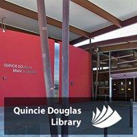 Quincie Douglas Library