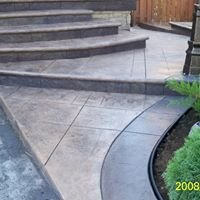 Dynamic Stamped Concrete