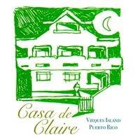 Casa De Claire, Vieques Island Puerto Rico