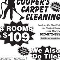 Cooper's Carpet Cleaning