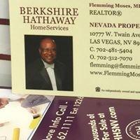 Flemming Moses, Las Vegas Realtor