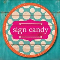 Sign Candy