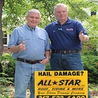 All Star Roof Siding & More, Inc.