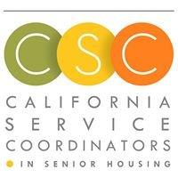 California Service Coordinators in Senior Housing